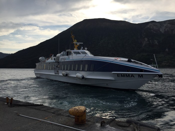 Speed Ferry Äolische Inseln - Vulcano