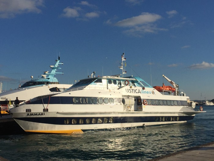 Speedferry Italien